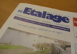 Profilering in De Etalage